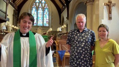 Worship for 4th Sunday After Trinity