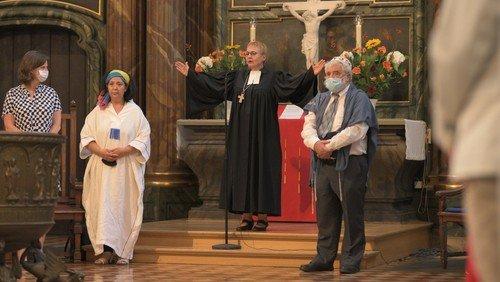 CSD-Gottesdienst 2020:  Über die versöhnende Kraft der Religionen