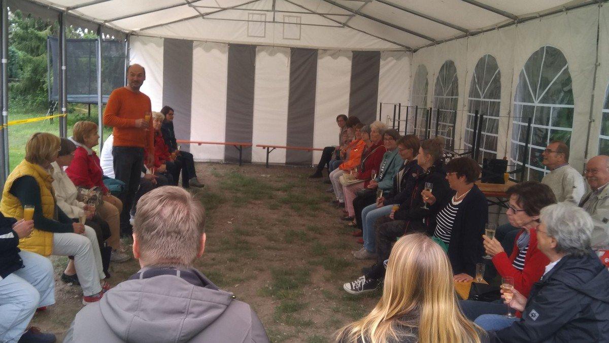 Chor der Kantorei Schönebeck traf sich vor der Sommerpause - Neustart der Chorproben ab September geplant