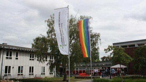 Queere Aktivitäten im Kirchenkreis Tempelhof-Schöneberg