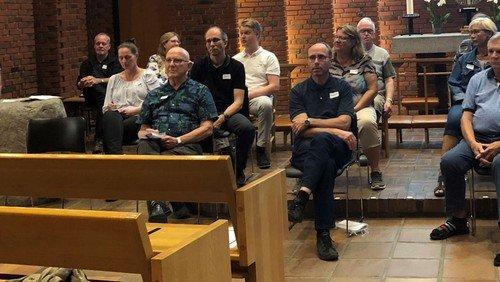 Valgte medlemmer af menighedsråd og mulighed for afstemningsvalg