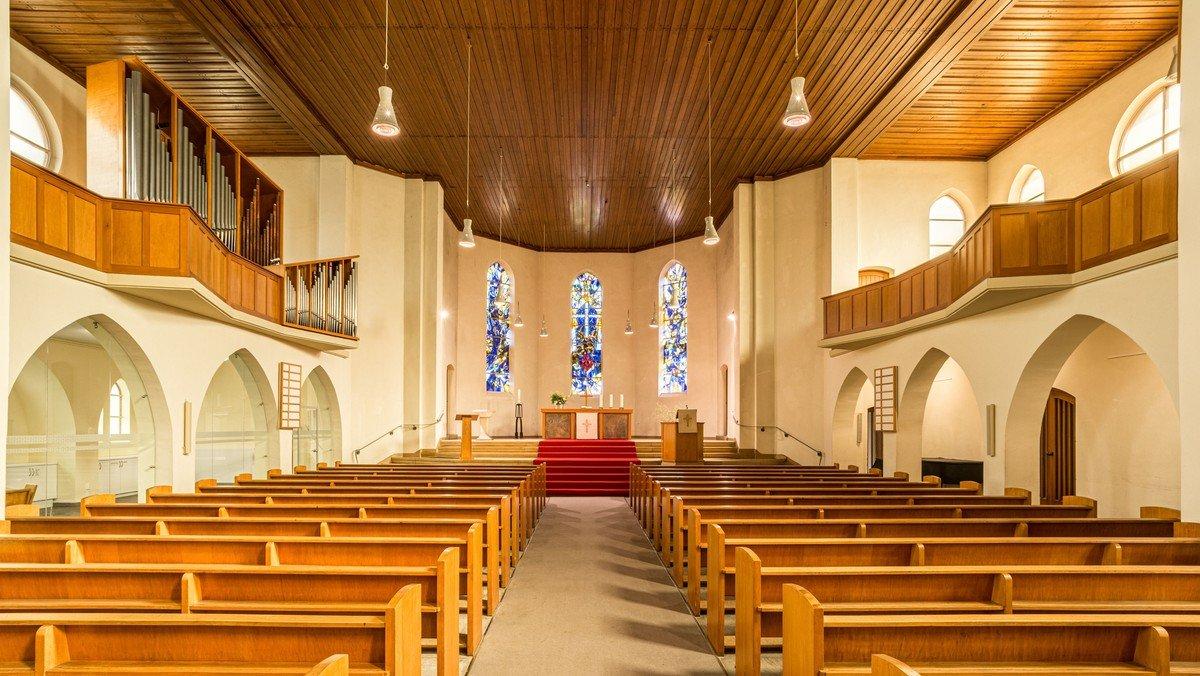 Die Segenskirche