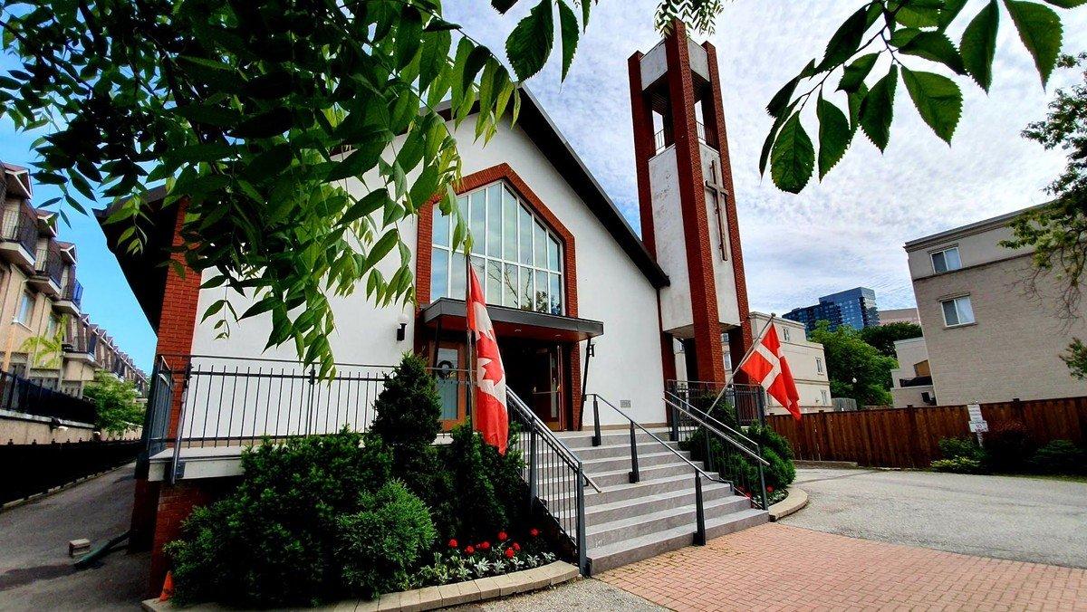 Danish Church potential start-up