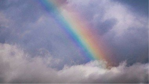 Regenbogen der Gnade