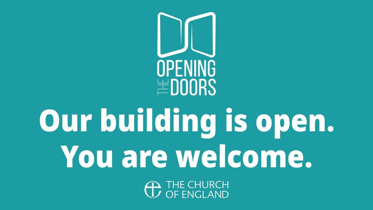 Welcoming you back into St Swithun's - what to expect when you come to church and guidelines for your safety