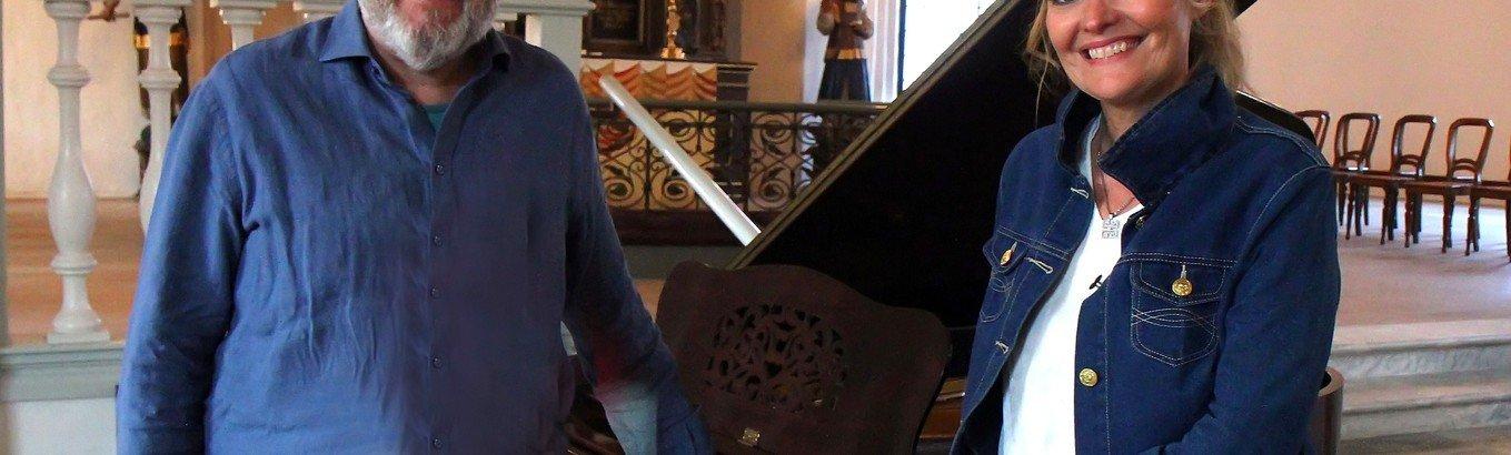 Schumann-lieder i kirken