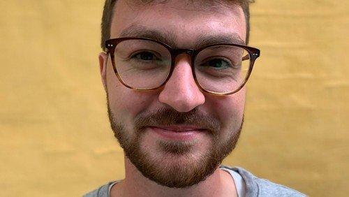 Velkommen til Jacob Løkkegaard  - vikarpræst fra 1. august