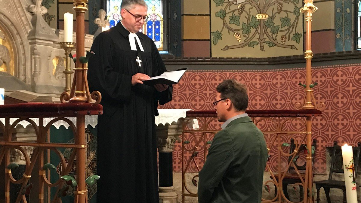 Seit Juli neuer Kreisreferent für Gemeindepädagogik im Kirchenkreis Egeln