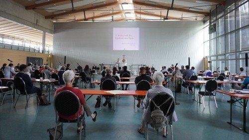 Konstituierende Sitzung der V. Kreissynode