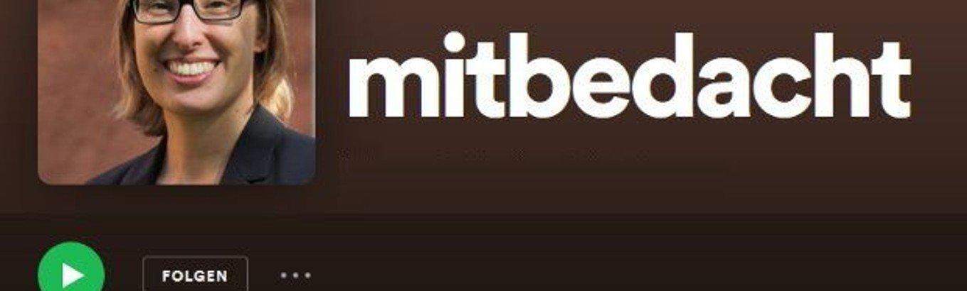MITBEDACHT - Podcast von Pfarrerin Larissa Schoenfeldt
