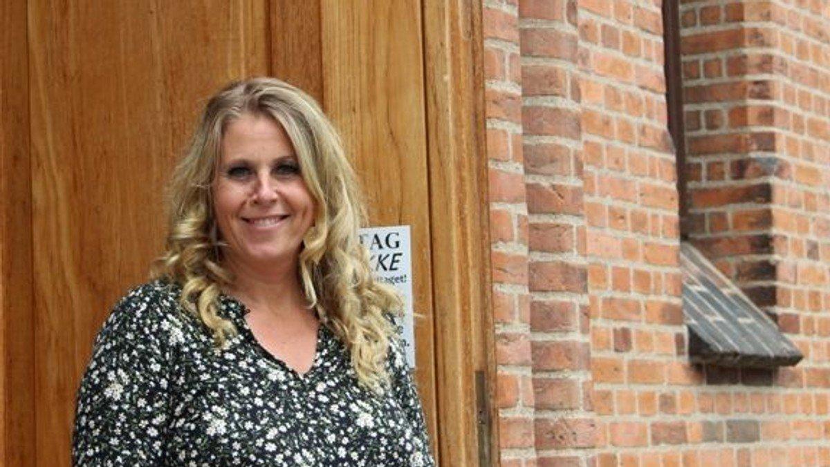 """Østerbro Avis 22/7 2020: Ny sognepræst - """"Lykken er at kunne bringe solskinnet ind i andres liv"""""""