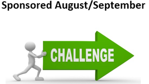 Sponsored August/September