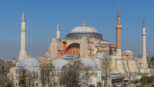 Christina-Maria Bammel über die Umnutzung der Hagia Sophia als Moschee