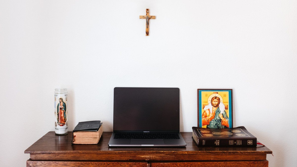 Liturgy & Music from Home (Video Series)