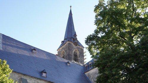 Evangelische Gemeinde in Aschersleben feiert Etappensieg bei Sanierung der St.-Stephani-Kirche