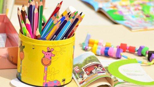 Kindergarten mit Ganztageskonzept