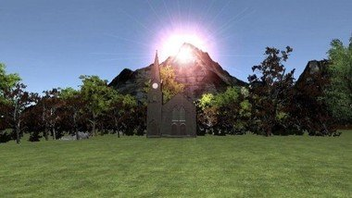 Ecclesia Digitale - Virtuelle Online-Kirche im Gameplay-Format