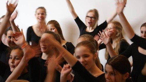 Spire-, junior- og ungdomskor har plads til nye sangere