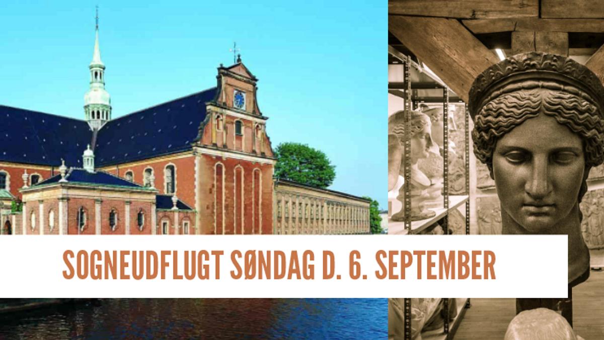AFLYST - Sogneudflugt Søndag d. 6. september