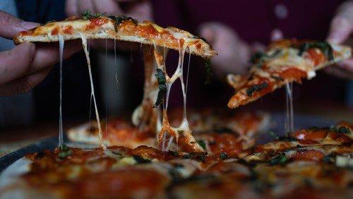 Lasst uns backen: die Bibel-Pizza