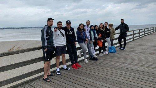 Café Nightflight: Gemeinsam an der Ostsee