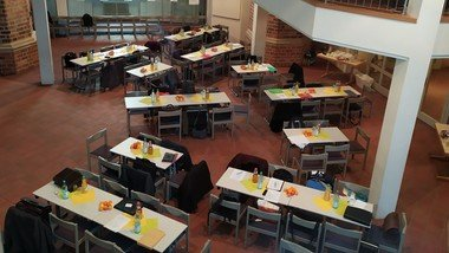 Erste Sitzung der neuen Kreissynode am 7. November in Fürstenwalde