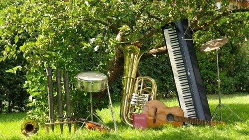 Musik tut Gutes!