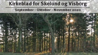 Kirkeblad Skelund-Visborg september-november  2020