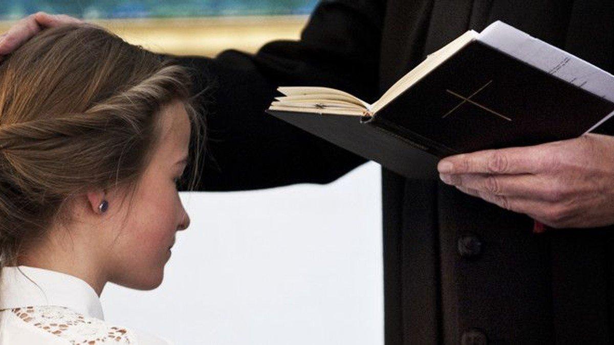 Links til livestream af alle konfirmationer i Hørsholm Kirke