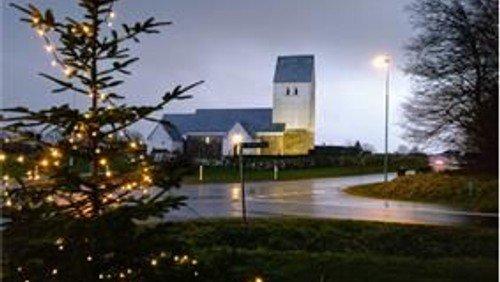 Julekoncert, søn. d. 6. dec