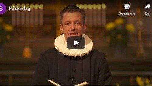 Påskedags prædiken