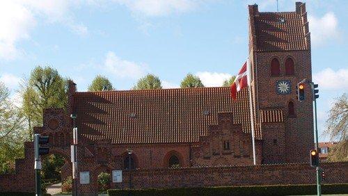 Højmesser i Herlev Kirke efter 1. september