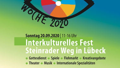 Interkulturelles Fest am 20. September