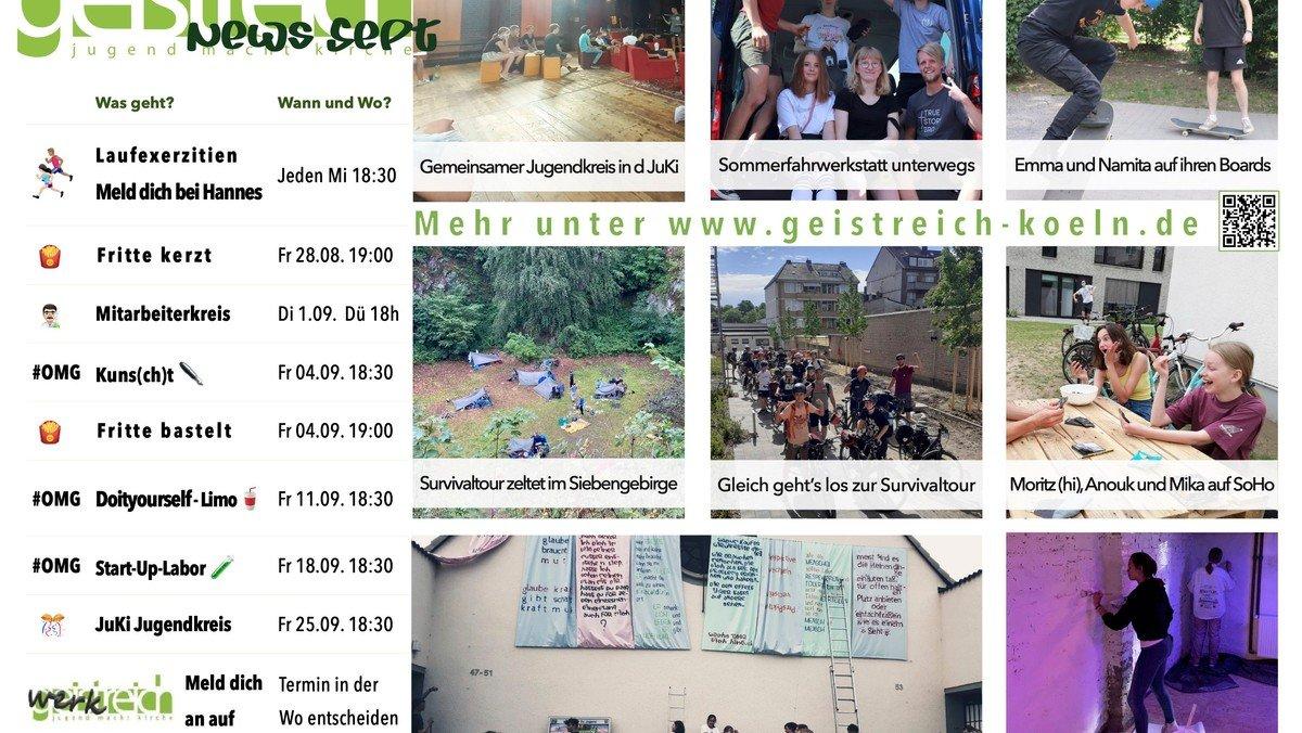 GeistreichNews September