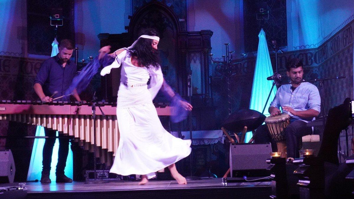 """Percussion Duo """"Beatwo"""" zu Gast in Kirche von Klein Wanzleben"""