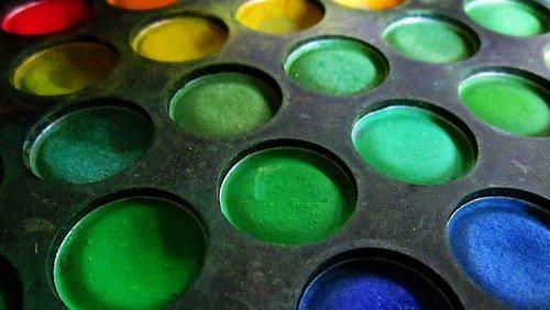 Projekt: Malen wie Rothko und Miro