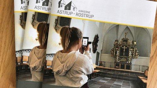 Kirkeblad Astrup-Rostrup: September-november