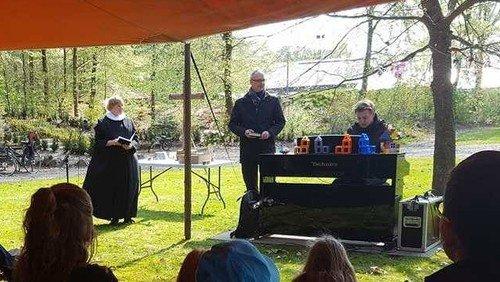 Friluftsgudstjeneste og kirkerod afholdes Kristi Himmelfartsdag d. 21. maj 2020