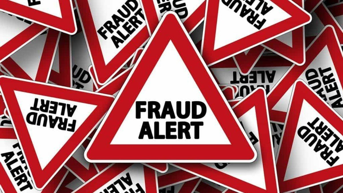 IMPORTANT NOTICE : Cheque fraud and email scamming