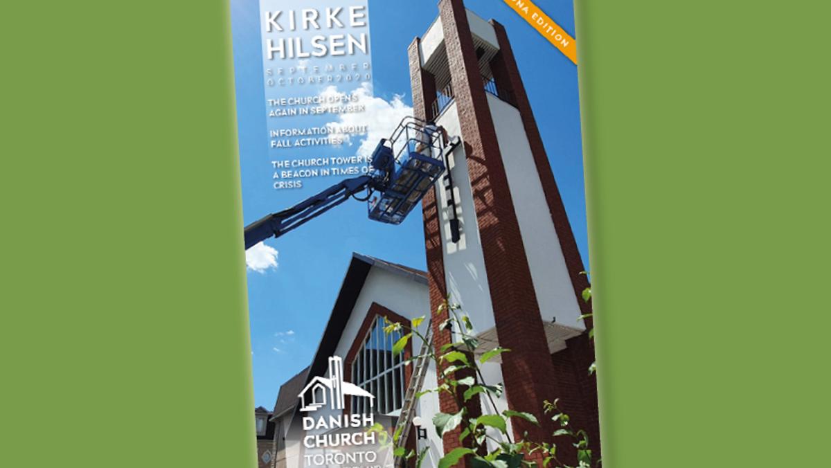 September-October issue of Kirkehilsen