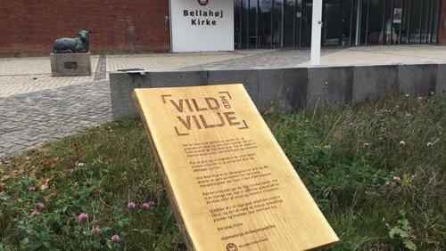 Bellahøj Kirke inspirer til: Vild med vilje