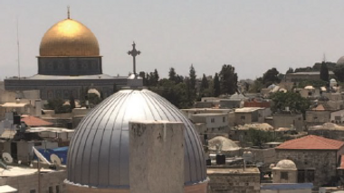 Pilgrimage to the Holy Land in 2021