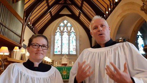 Online Worship for 6 September 2020