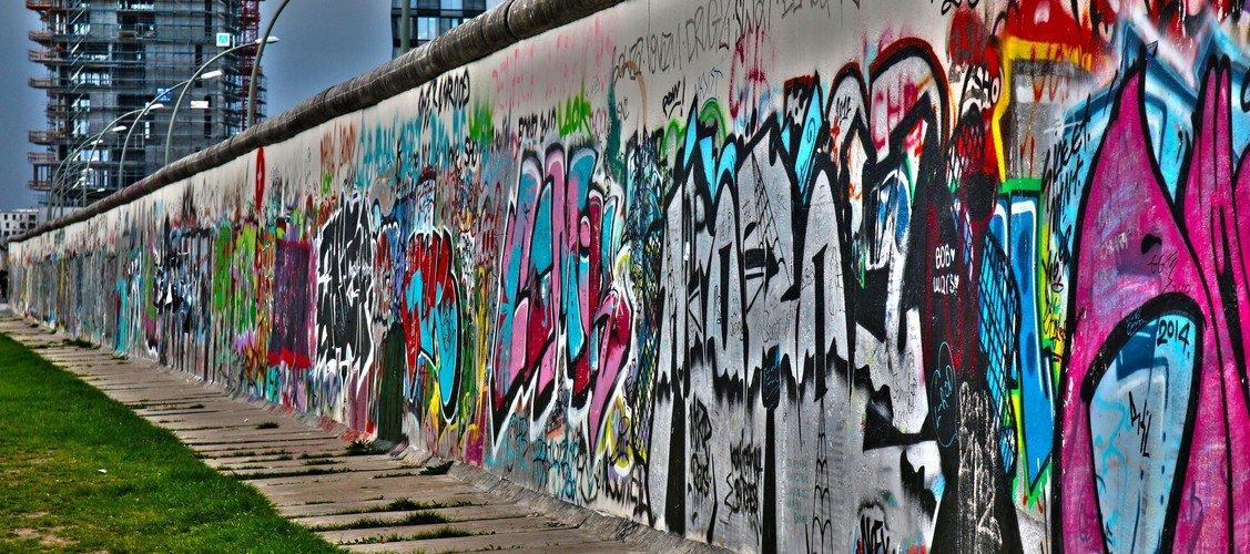 Grenzgänge auf dem Mauerweg - ein Pilgertag  - 26. September
