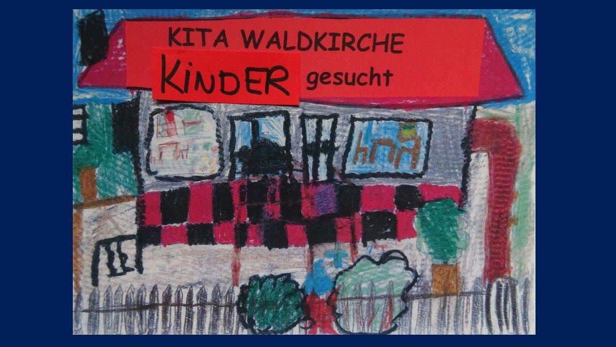 Kitaplätze in der Kita Waldkirche ab August 2021