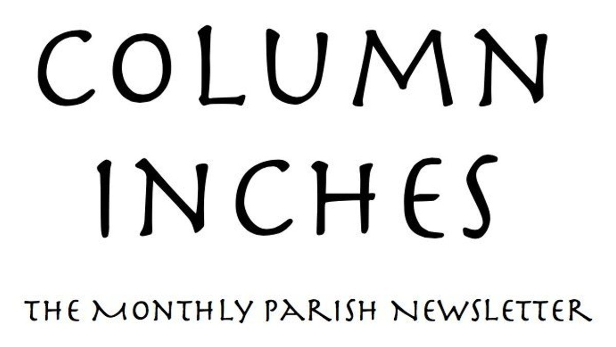 September Column Inches is here!
