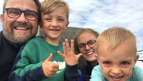 HAMBORG | Sune Haubek bliver ny sømandspræst