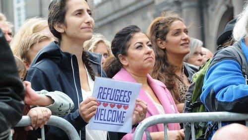 Berliner Senat bekräftigt Bereitschaft zur Aufnahme von Flüchtlingen