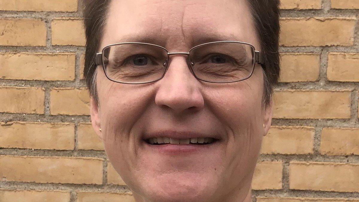Kristine får ny præstekollega: Velkommen Bente!