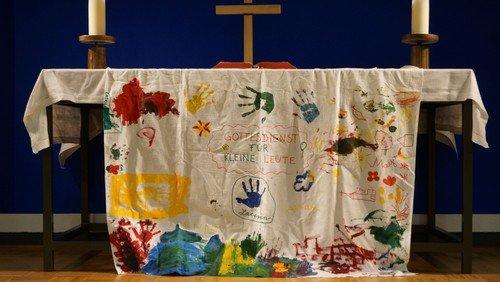 Videobotschaft vom Gottesdienst für Kleine Leute (12.11.2020)